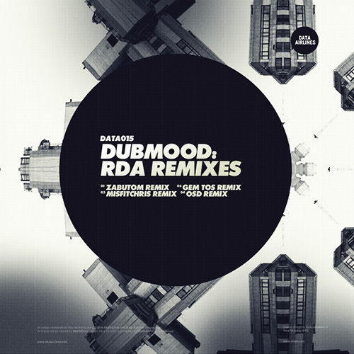 Dubmood – RDA Remixes (DATA015)