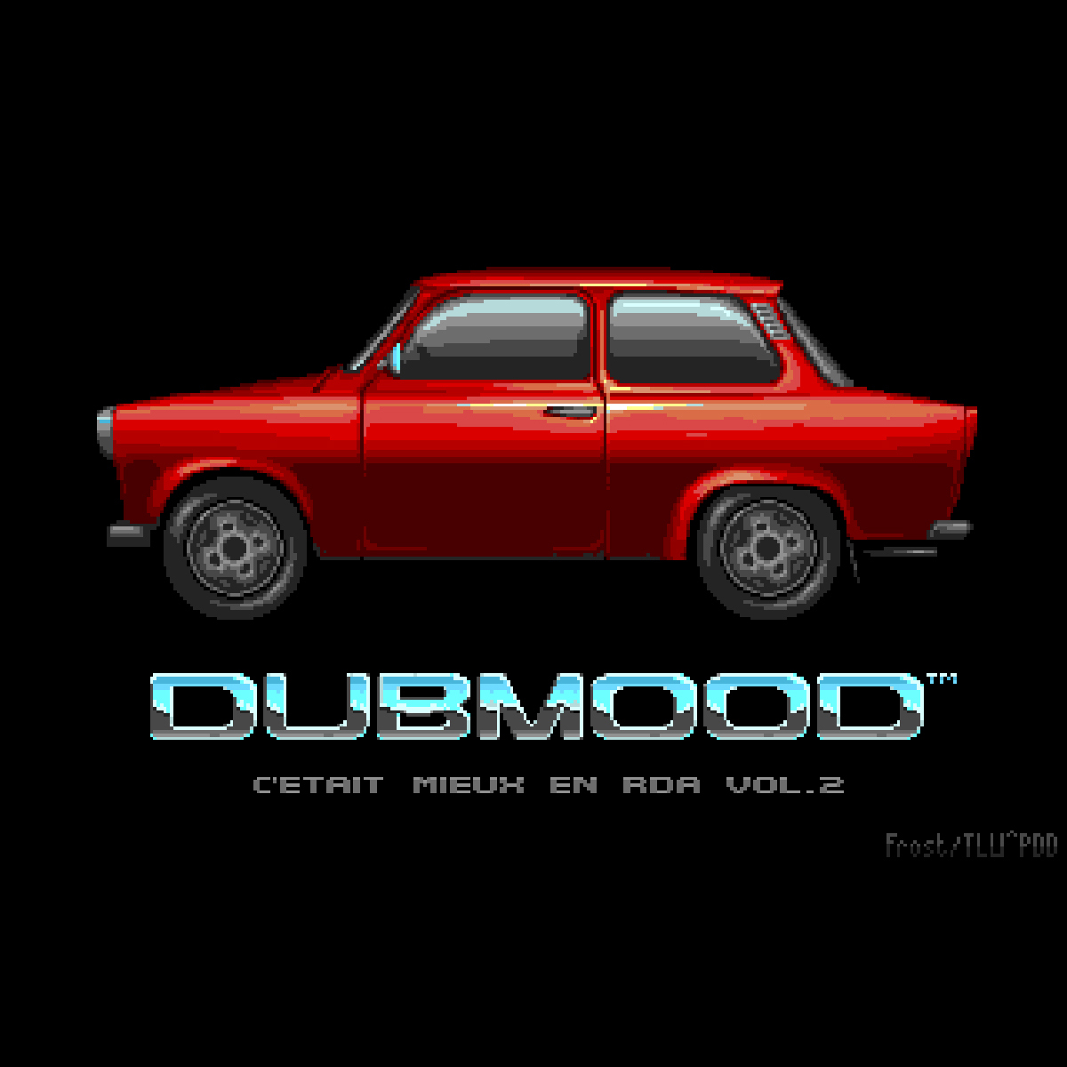 Dubmood – Mieux En Rda Volume 2 (DATA010)