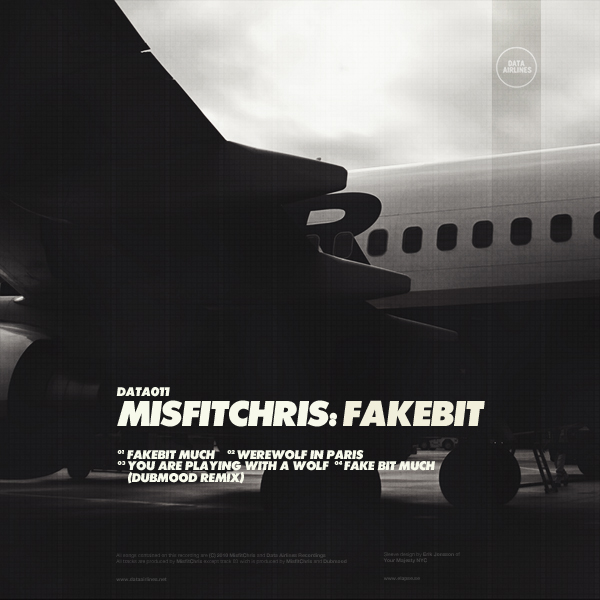 MisfitChris – Fake Bit (DATA011)