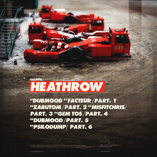 Various Artists – Heathrow (DATA014)