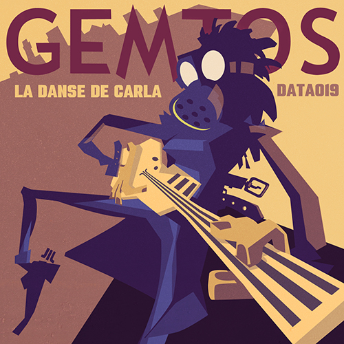 GEM TOS – La Danse De Carla (DATA019)