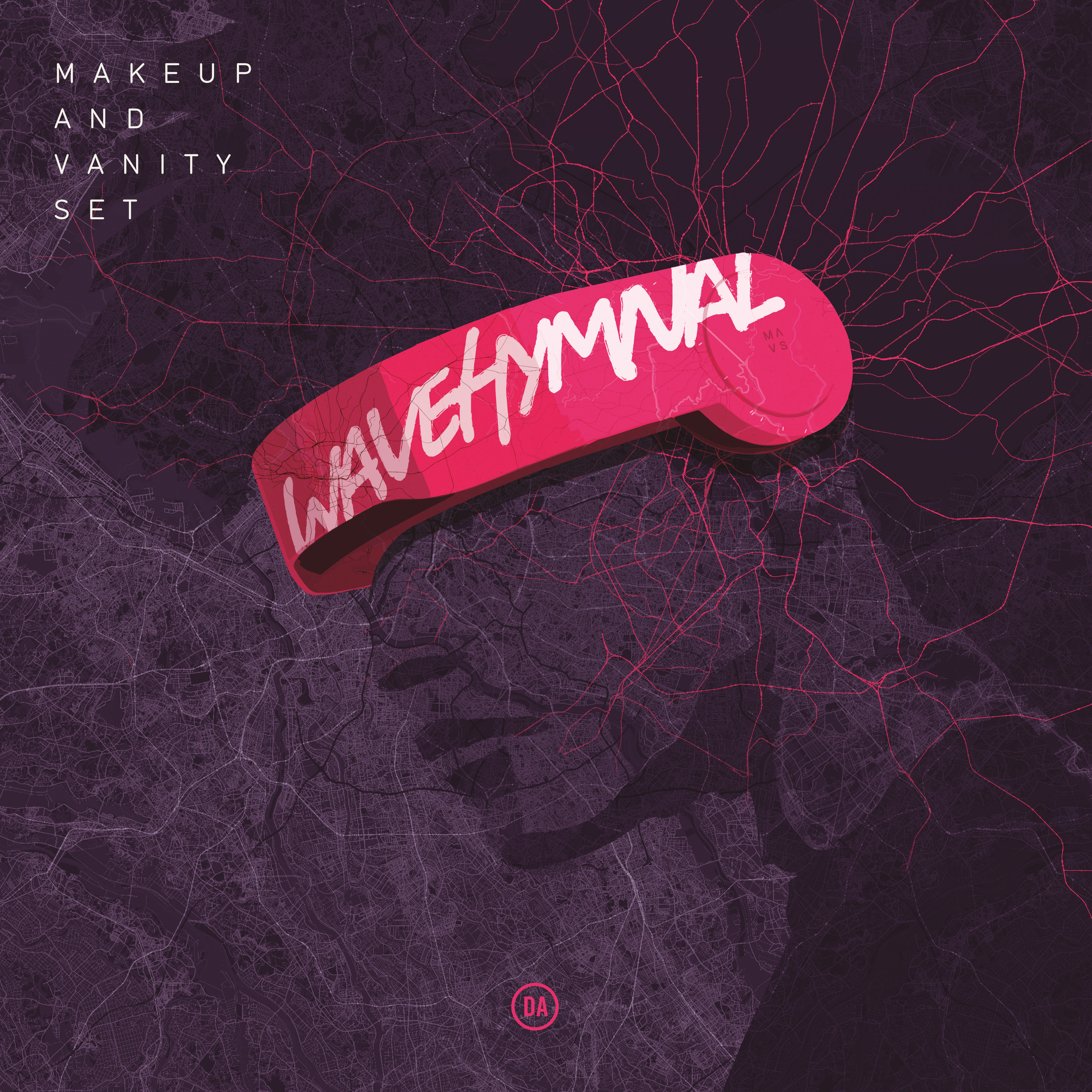 Makeup And Vanity Set – Wavehymnal (DATA044)