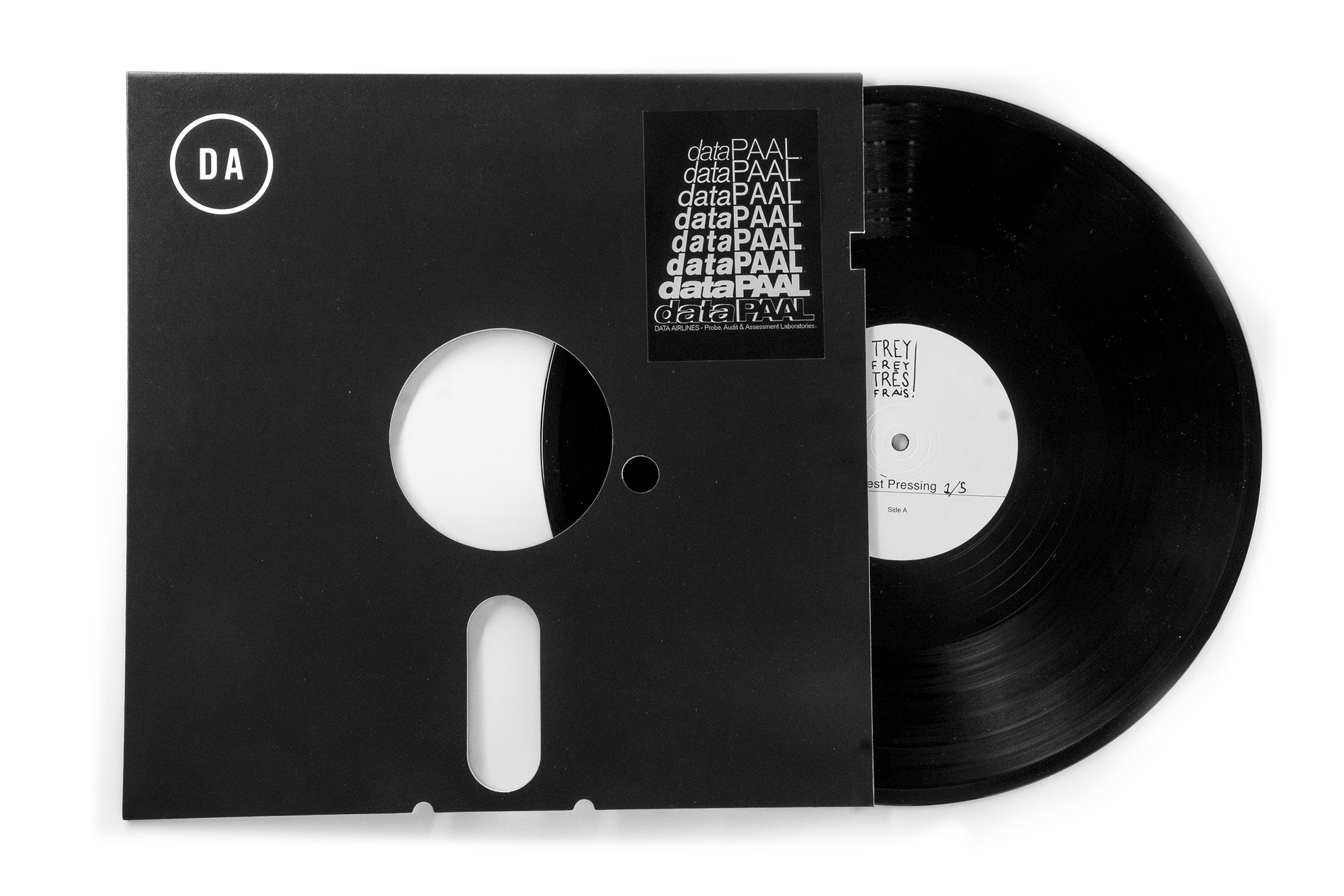 dataPAAL – Test Pressings Archive