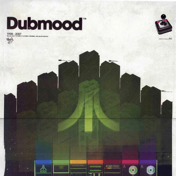 Dubmood – Best of 2004 – 2007 (DATA002)
