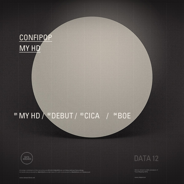 Confipop – My HD (DATA012)