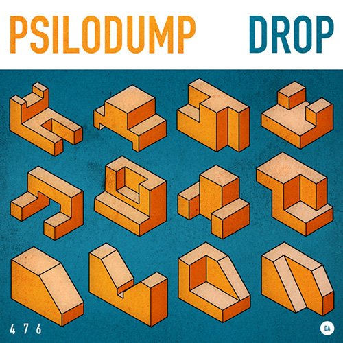 Psilodump – Drop (DATA025)