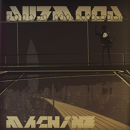 Dubmood – Machine (DATA030)