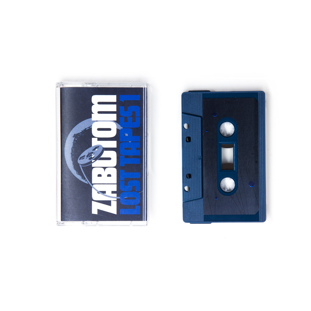 Zabutom – Lost Tapes 1 (DATA034)
