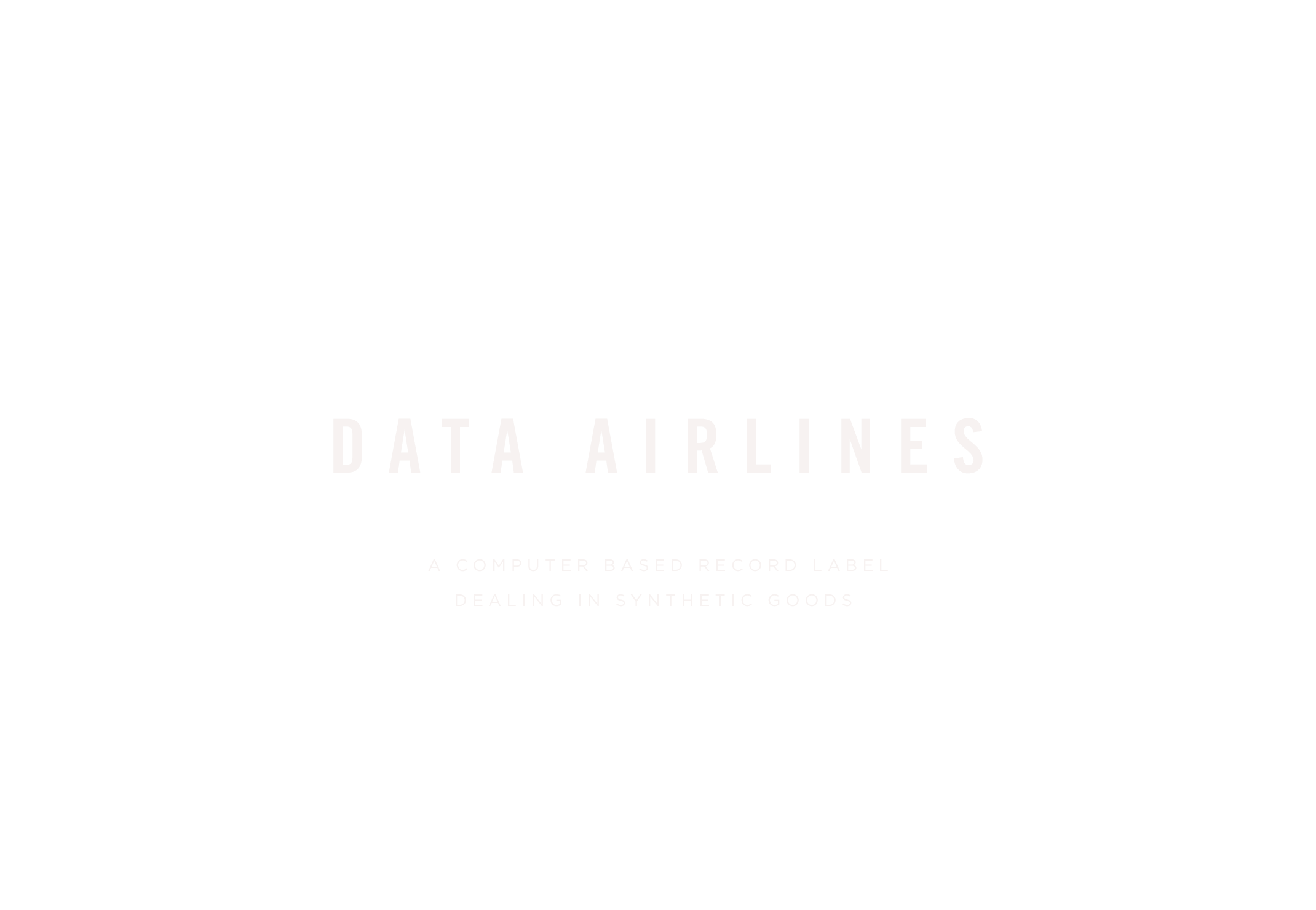 Data Airlines