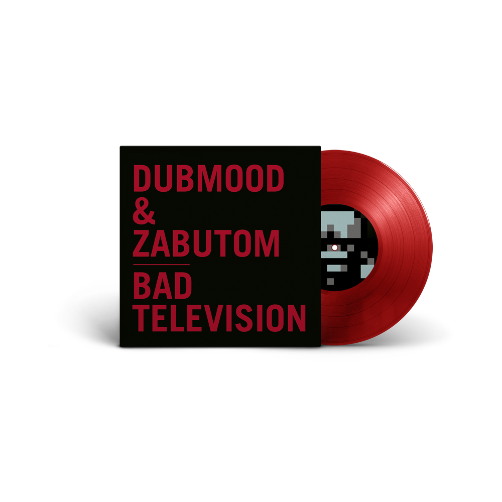 Dubmood & Zabutom – Bad Television (DATA055)