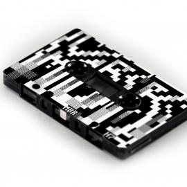 IRQ cassette mockup