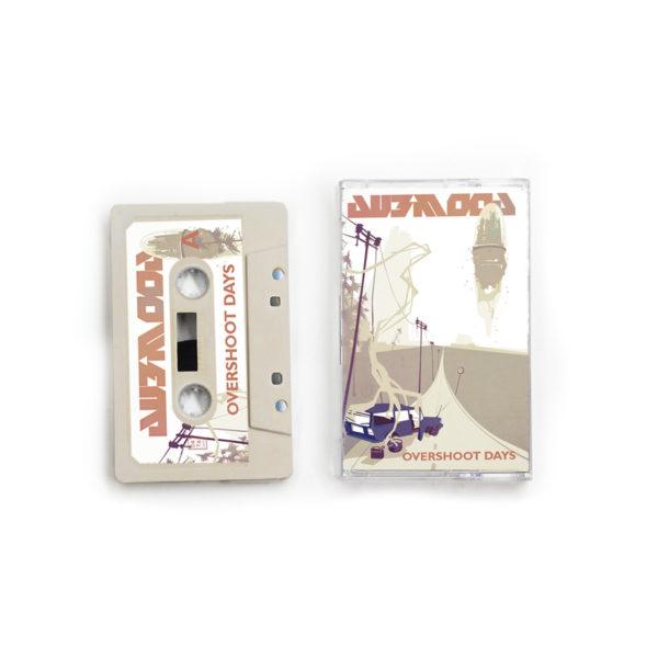 Dubmood_-_Overshoot_Days_Cassette_mockup